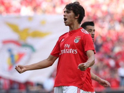 Man Utd and Man City target Joao Felix tempted by Atletico Madrid interest
