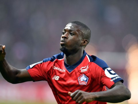 Nicolas Pepe makes transfer decision amid Liverpool and Manchester United interest