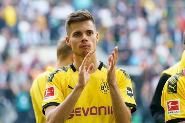 Arsenal target Julian Weigl could leave Borussia Dortmund