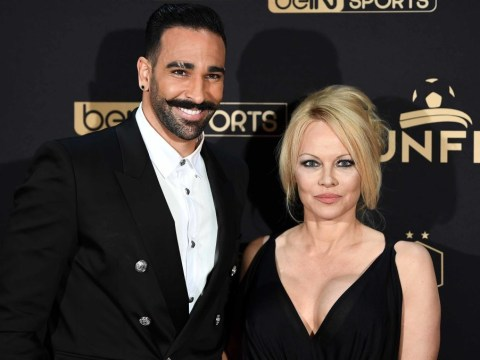 Pamela Anderson accuses Adil Rami of cheating and brands Marseille star a 'monster'