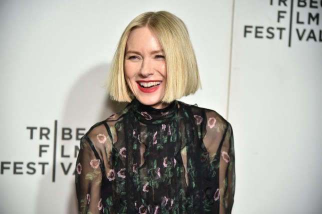 Naomi Watts at Tribeca Film Festival promoting Luce