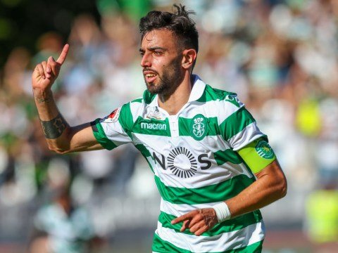 Manchester United frontrunners to sign Bruno Fernandes as Man City drop out of transfer race