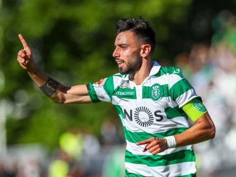Manchester United face PSG competition for Bruno Fernandes signature