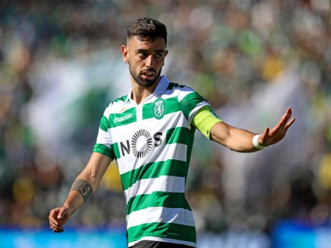 Manchester United set to hold talks with Bruno Fernandes' agent in London over transfer