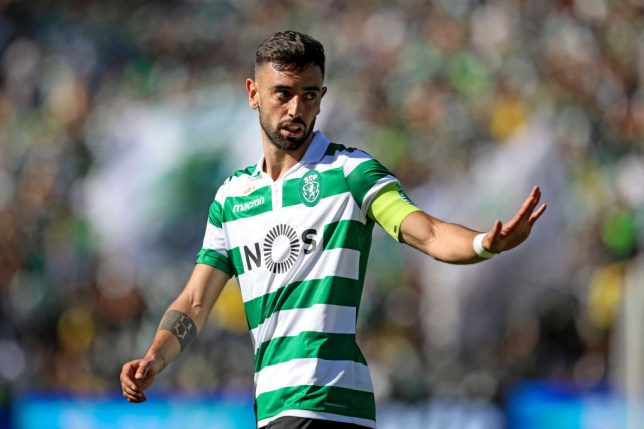 Manchester United target Bruno Fernandes admits he 'likes' Liverpool's style of play