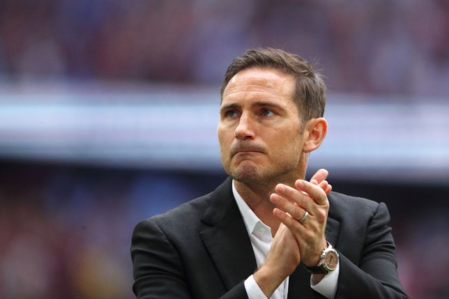 Frank Lampard remains in negotiations with Chelsea
