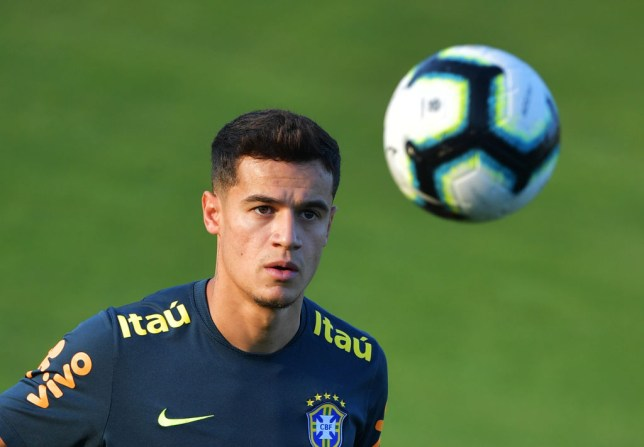 Chelsea and Man Utd have expressed interest in signing Philippe Coutinho from Barcelona