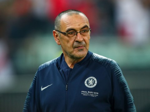 Maurizio Sarri decided he would quit Chelsea after fans chanted 'f**k Sarri-ball' during Cardiff City clash