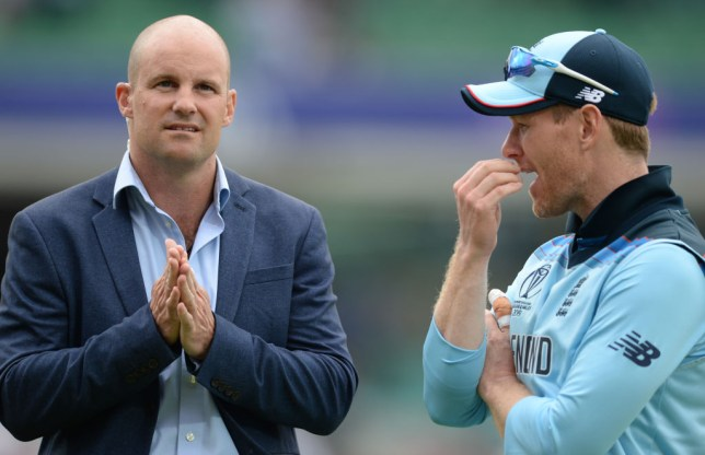 Andrew Strauss has rated Pakistan's World Cup chances