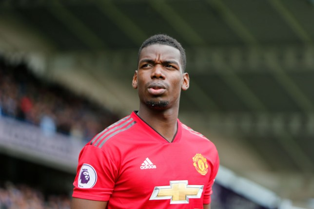 Manchester United are not willing to sell Paul Pogba