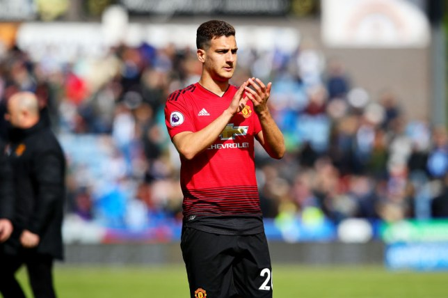 Diogo Dalot has been put up for sale