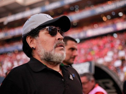 Diego Maradona wants Manchester United job but has some harsh words for Paul Pogba