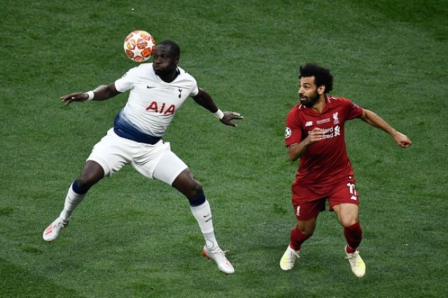 Moussa Sissoko was adjudged to have handled in the area