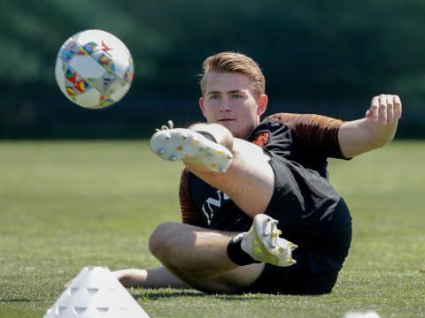 Man Utd and Barcelona target Matthijs de Ligt reveals one transfer option is 'better' than the rest
