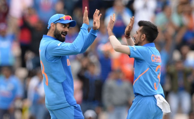 India kick-started their World Cup campaign with victory over struggling South Africa