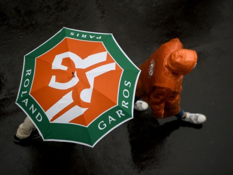 French Open rain causes disruption to semi-finals and perhaps beyond
