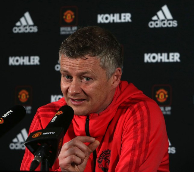 Ole Gunnar Solskjaer has prioritised the signing of Crystal Palace right-back Aaron Wan-Bissaka