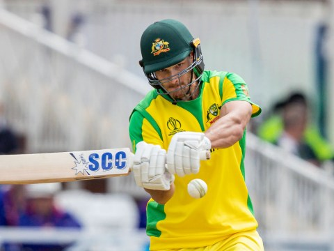 Australia star Nathan Coulter-Nile sets Cricket World Cup record during West Indies win