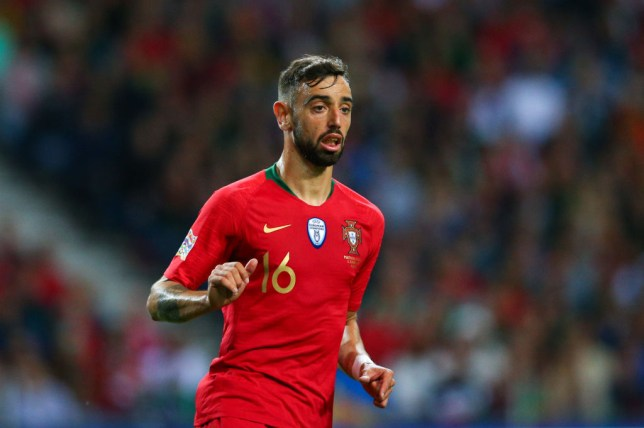 Bruno Fernandes is wanted by a host of Premier League sides this summer