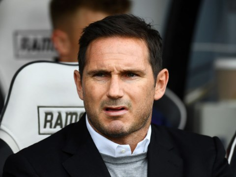 Chelsea get permission from Derby to speak to Frank Lampard