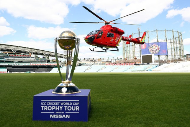 Graeme Swann has predicted who will win the Cricket World Cup