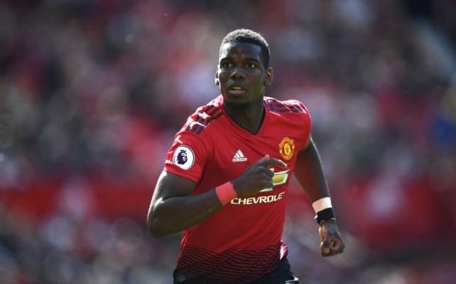 Real Madrid want to sign Paul Pogba ahead of Christian Eriksen