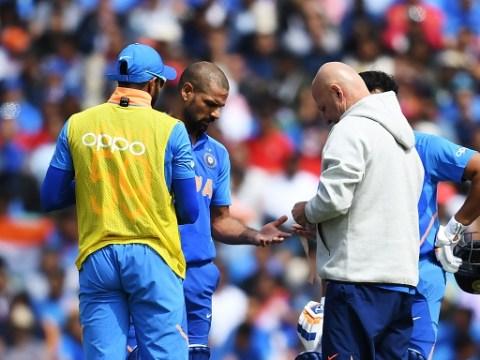 India captain Virat Kohli provides Shikhar Dhawan update as injury threatens his World Cup