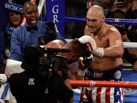 Tyson Fury ignored coach Ben Davison's gameplan for Tom Schwarz fight