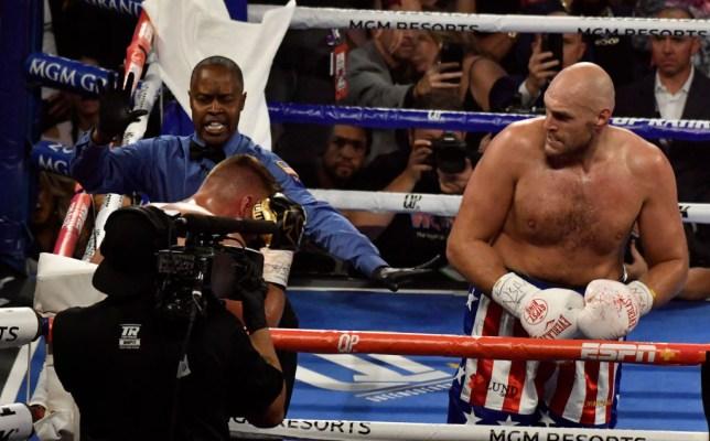 Tyson Fury Ignored Coach Ben Davisons Gameplan For Tom