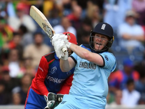 Eoin Morgan and England set world records in Afghanistan World Cup demolition