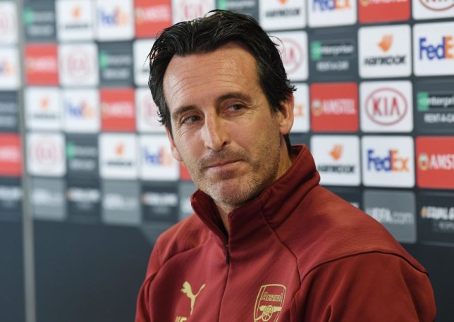 Unai Emery has been told to sell three Arsenal players