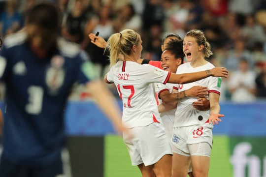 Women's World Cup: England top group after Japan win   Metro