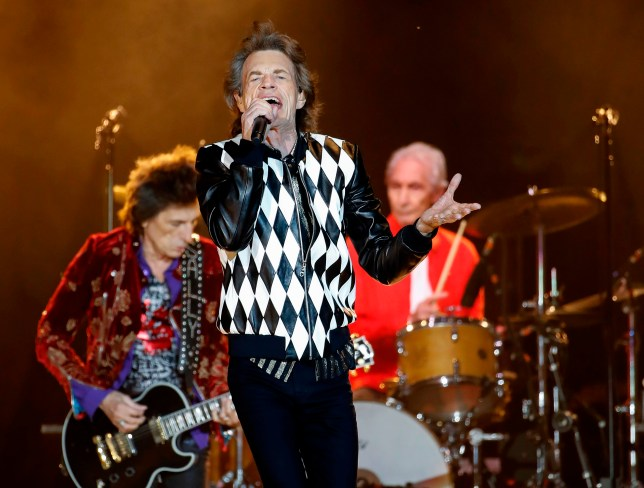 Ronnie Wood calls Mick Jagger 'superhuman' as he returns to stage three months after heart surgery
