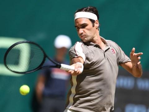 Roger Federer wins 10th title in Halle