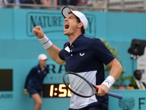 Andy Murray opens door to US Open singles return after winning Queen's