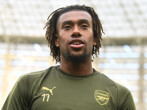 Alex Iwobi names the favourite to win the Premier League next season and outlines Arsenal's target