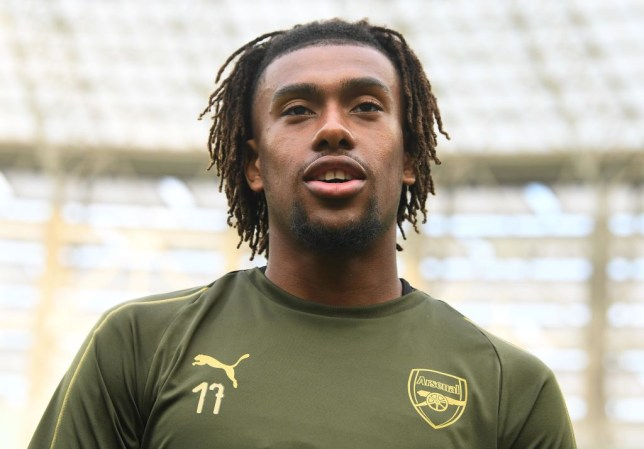 Alex Iwobi insists Arsenal want to return to the Champions League