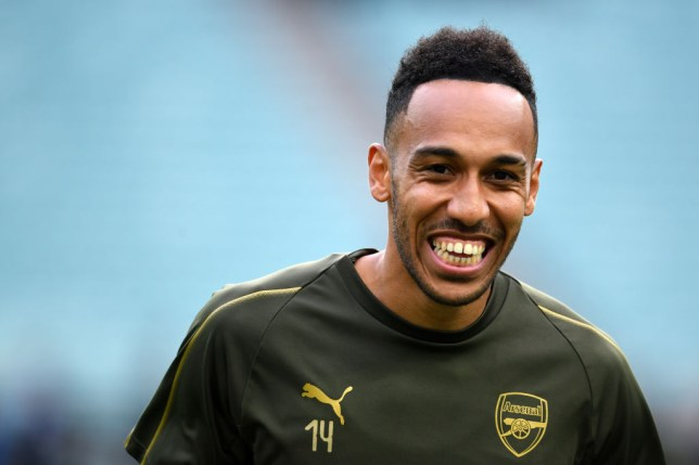 Pierre-Emerick Aubameyang has been linked with a move from Arsenal this summer