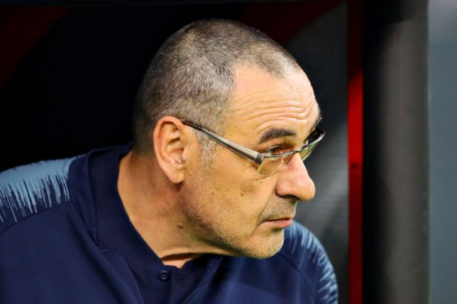 Maurizio Sarri is reportedly set to swap Chelsea for Juventus this summer