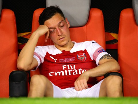 Arsenal legend Lauren rips into 'irrelevant' Mesut Ozil and reacts to Aaron Ramsey move