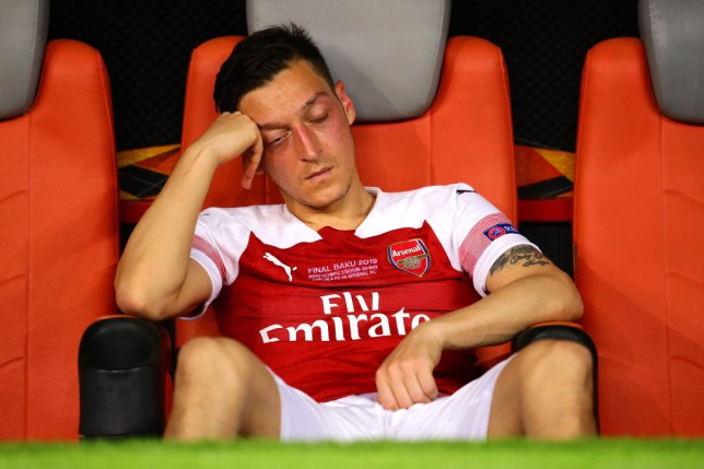 Arsenal legend Lauren has issued a warning to Mesut Ozil