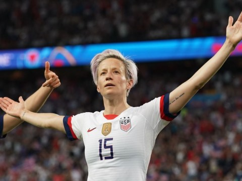USA set up England World Cup semi-final clash after knocking out hosts France