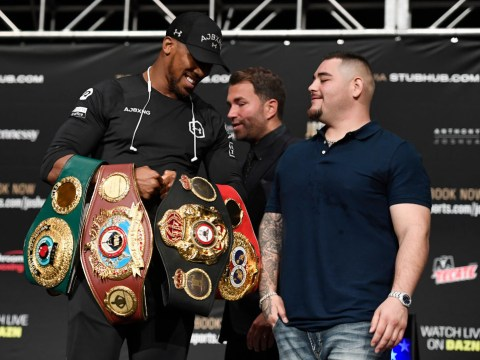 Andy Ruiz Jr must pray for perfect storm to ruin Anthony Joshua's American debut