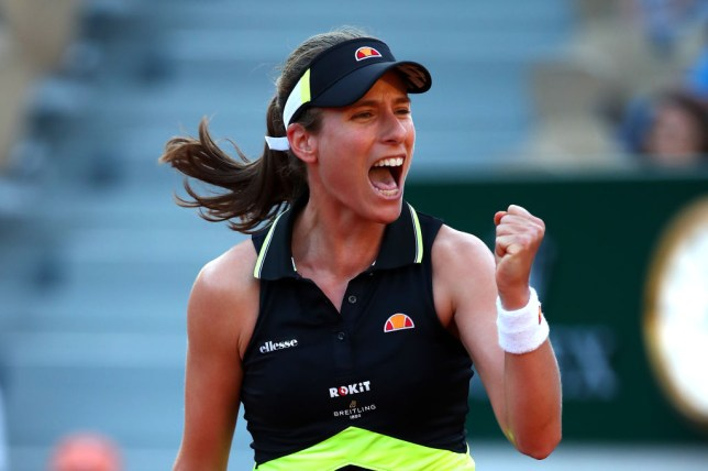 Johanna Konta is the opposite of Nick Kyrgios and reaping rewards, says Kim Clijsters