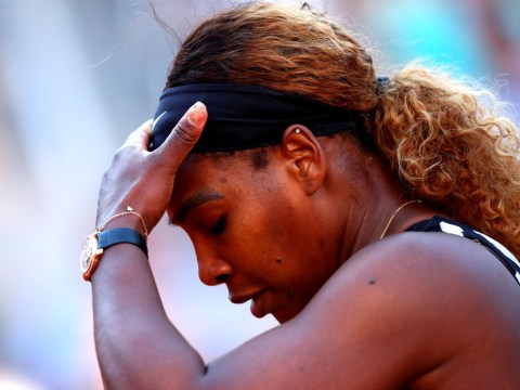 Serena Williams OUT of the French Open as Sofia Kenin springs shock