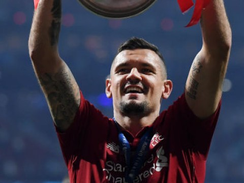 AC Milan plotting transfer swoop for Liverpool defender Dejan Lovren