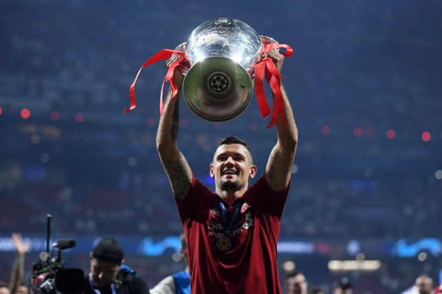 AC Milan could make a move for Liverpool's Dejan Lovren