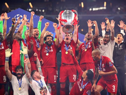 Andy Robertson describes Liverpool teammate Alisson's performance in Champions League final as 'an absolute joke'