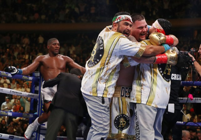 Andy Ruiz wants the rematch to happen in America