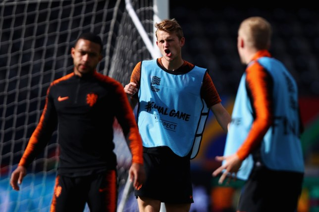 Matthijs de Ligt to turn down Man Utd, but Liverpool remain in transfer race